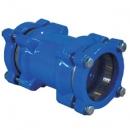 Conector pentru conducte din PE / PVC 9123