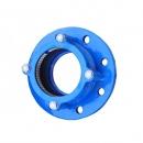 Adaptor cu flansa pentru conducte PE / PVC 9103