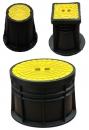 Cutii de protectie pentru GAZ, 9505-9506-9507