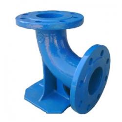Cot hidrant subteran 9202 - Cruce cu flanse 9218