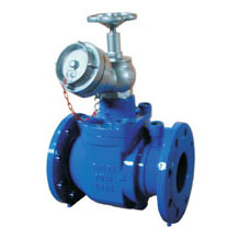 Conector cu flanse si robinet hidrant 8890
