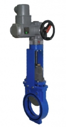 Robinet cu sertar cutit actionat electric 2905